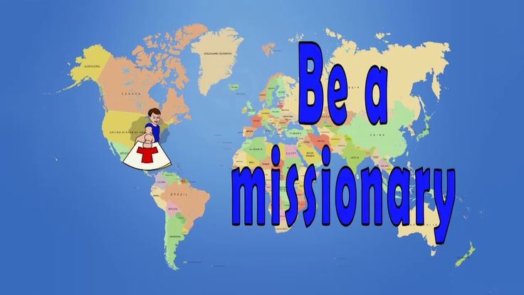 """Be a Missionary"" song video"