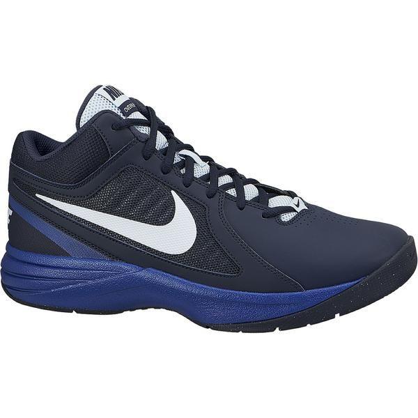Sepatu Basket Nike The Overplay VIII adalah sepatu basket Nike dengan harga terjangkau namun memiliki fitur yang luar biasa. Nike Overplay VIII menyempurnakan versi the Overplay sebelumnya yang lebih besar. Mesh pada kerah dan lidah sepatu membuat sepatu ini terasa nyaman dan memberikan ventilasi yang baik untuk kaki.