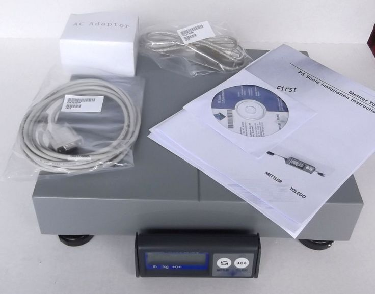 Download Mettler Toledo PS60 Software driver on www.BillProduction.com ... Mettler Toledo PS60 Parcel Scale Shipping up to 150 lb & Accessories PC   #MettlerToledo #shipping #shippingscale #ebaytools #sellers #scale #parcel #deals #shopping find this and much more at #ebay seller #thenandagaintreasures store