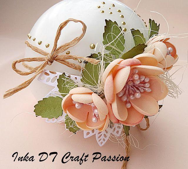 Mój mały świat: Świeca DT Craft Passion