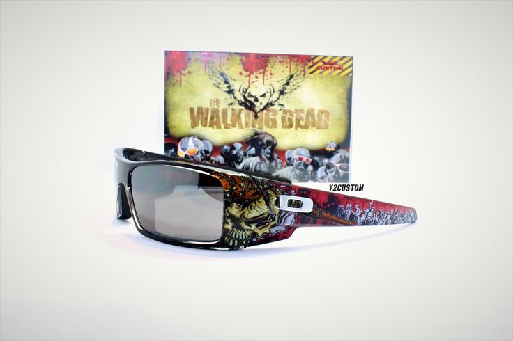 Check out this amazing custom Walking Dead Oakley Gascan by member V2Oak - INSANE: https://www.oakleyforum.com/threads/v2oaks-23rd-diy-custom-the-walking-dead-inspired-gascan.81366/