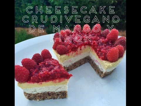 Raw Vegan Mango-Lime Cheesecake {Oil/Gluten Free} | Gastrawnomica