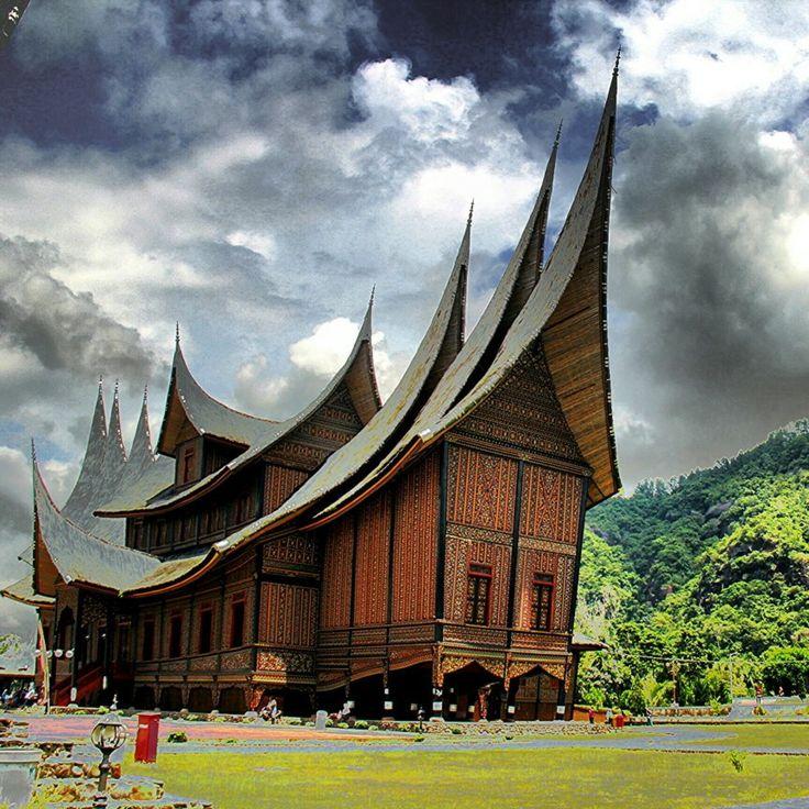 Pagaruyung Palace, Bukit Tinggi, West Sumatra