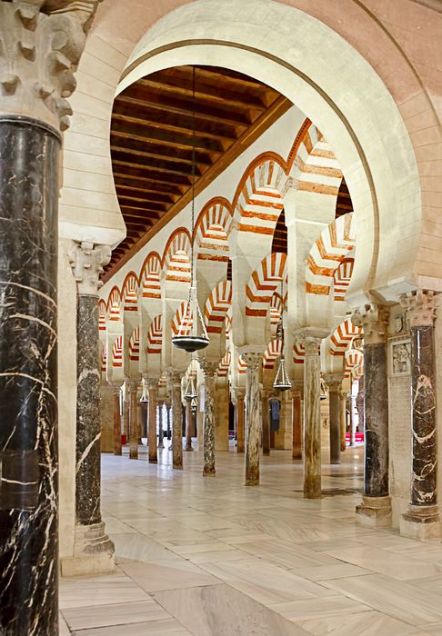 The Mezquita of Córdoba