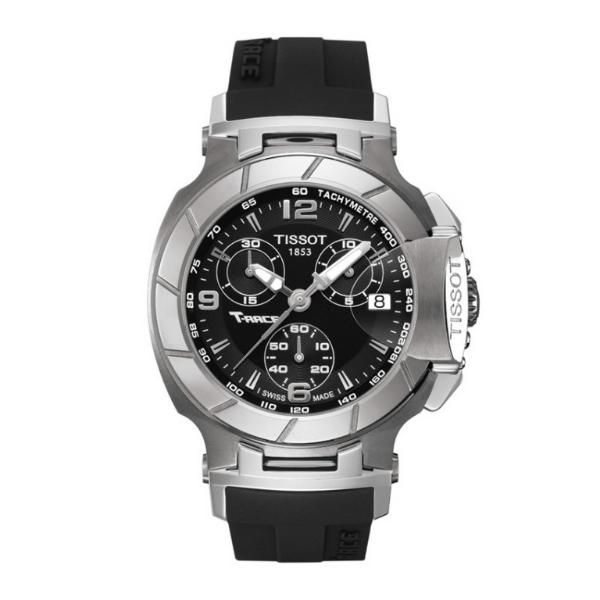 Reloj Tissot T-Race Señora Negro - Relojería -Zapata Joyeros
