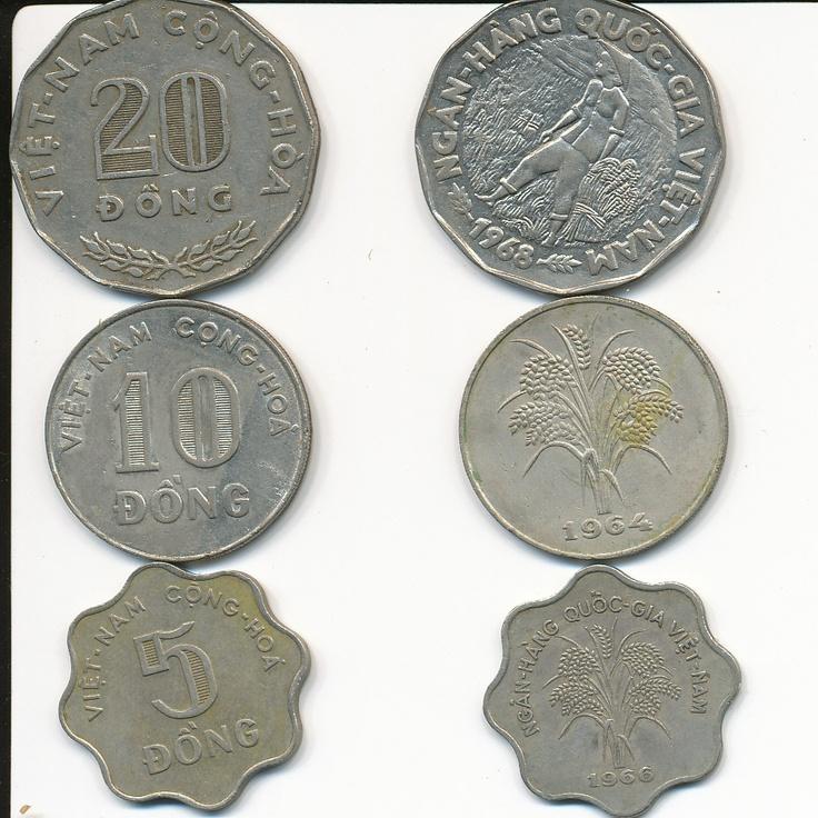 Vietnamese Coins http://jensenestatebuyers.com