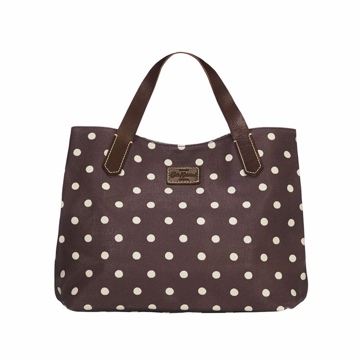 View All | Spot Leather Handle Bag | Cath Kidston