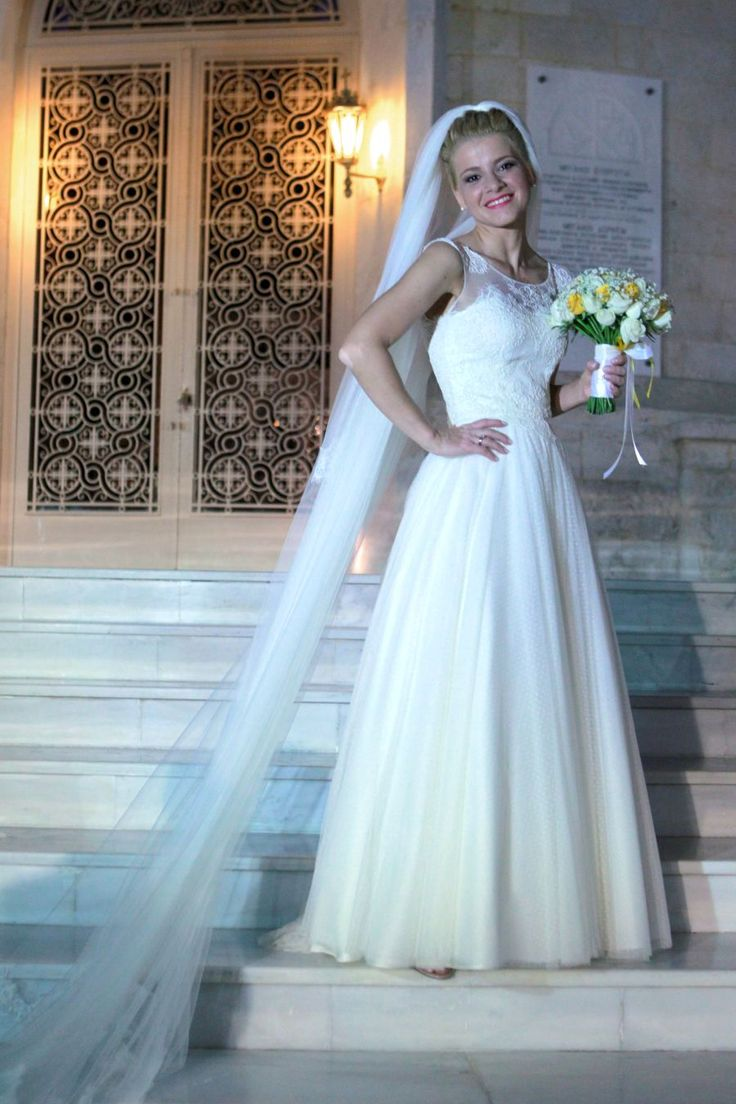 Sur mesure Wedding Dress by Megla-m
