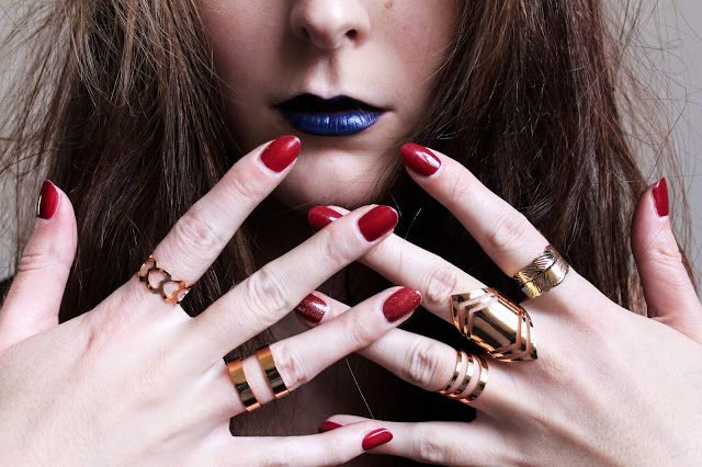 Rings are the perfect way to accessorize an outfit. All from Born Pretty Store.