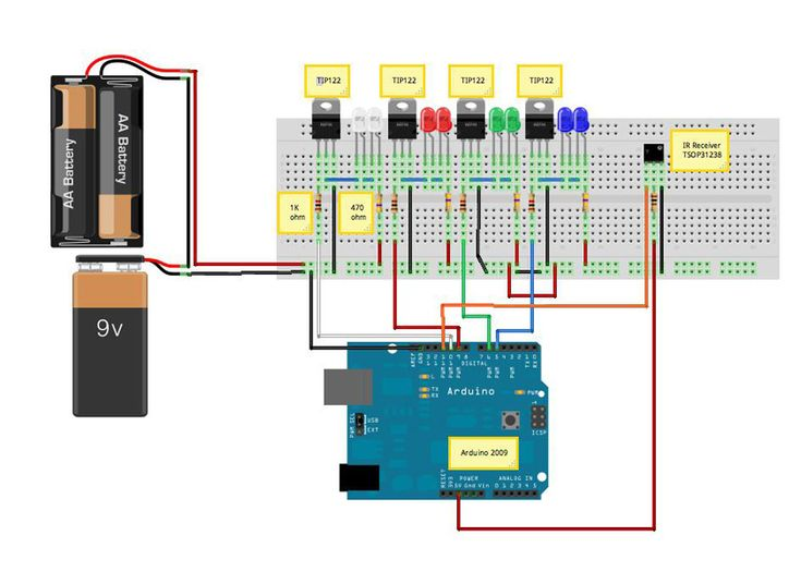 fading light experiment on arduino kit 15 arduino uno breadboard projects  send sketch to the arduino #5 - fade an led  and decrease based on the amount of light present parts needed (1) arduino.