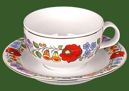 Kalocsai Porcelán Manufaktúra - Tee Cup