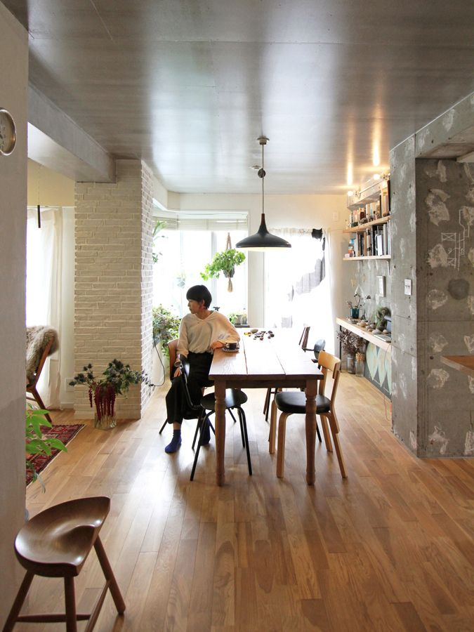 APARTMENT 55 by FieldGarage Inc.