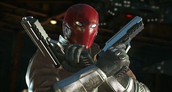 Injustice 2: ecco il primo trailer di Red Hood