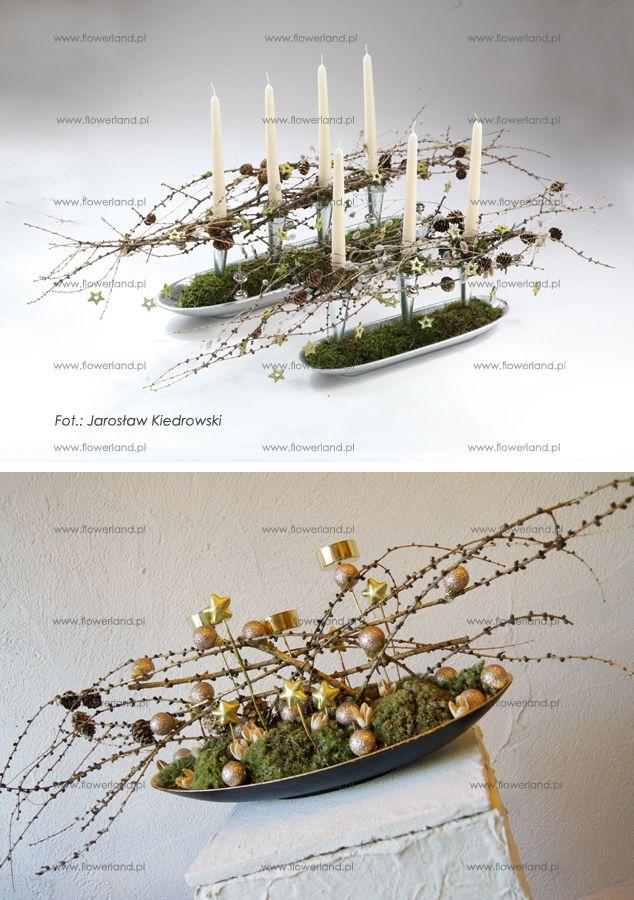 Na Boże Narodzenie - Flower Land - Hubert Lamański