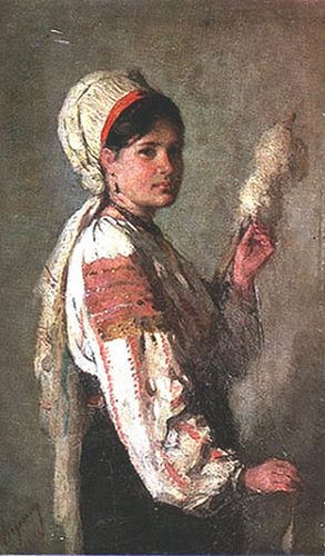 Nicolae Grigorescu-  Romanian...    http://www.e-bookwritersblog.com/