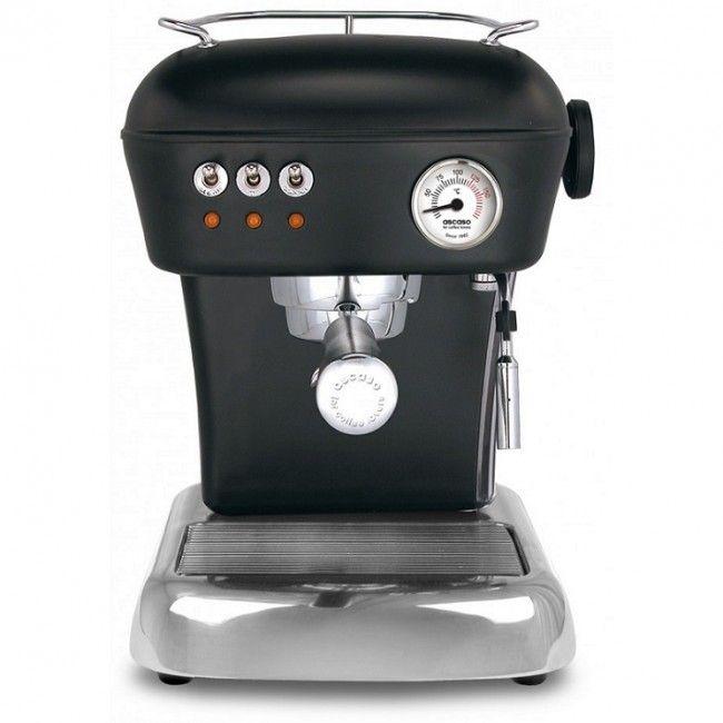 Ascaso Dream espressomaskin - Sort