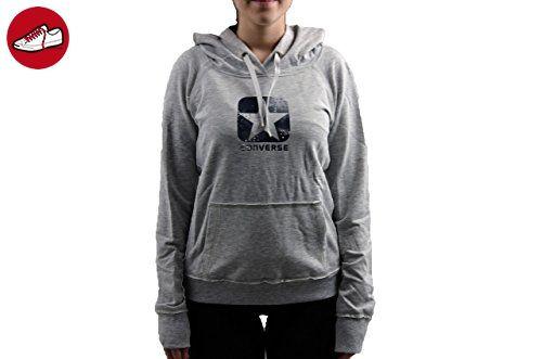 Converse Logo verzierte sweatshirt Neu gr L DAME. (*Partner-Link)