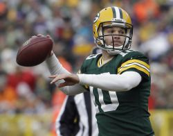 Matt Flynn.  4/15/14 The Packers are retaining the quarterback who helped keep them in the NFC North race with Aaron Rodgers sidelined last season.