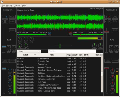 FREEWARE Mixxx