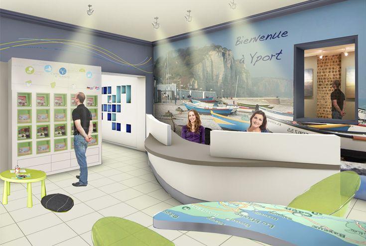 Office de tourisme d 39 yport projet office de tourisme pinterest office de tourisme - Office de tourisme islande ...