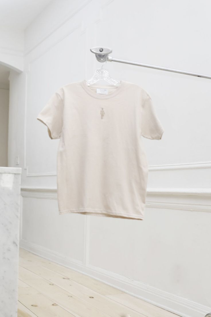 Make a statement with Collina Strada's see-now, buy-now FW17 gender-neutral tee. #protecttranskids