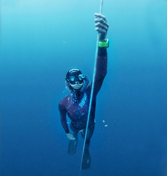 @missykgibson is a modern day water woman and diving gypsy. Coupled with her love of travel, it's the deep and open blue seas that fuel her adventures.