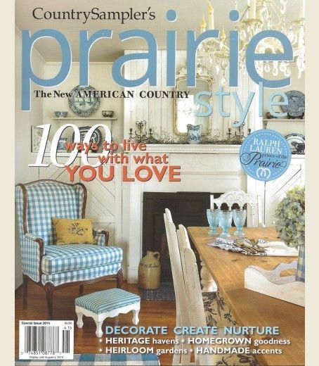Country Sampler Prairie Magazine