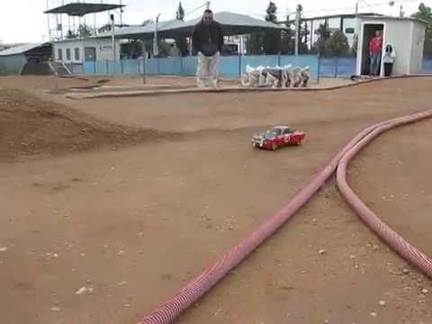 Lancia Fulvia at Zorri RC track!