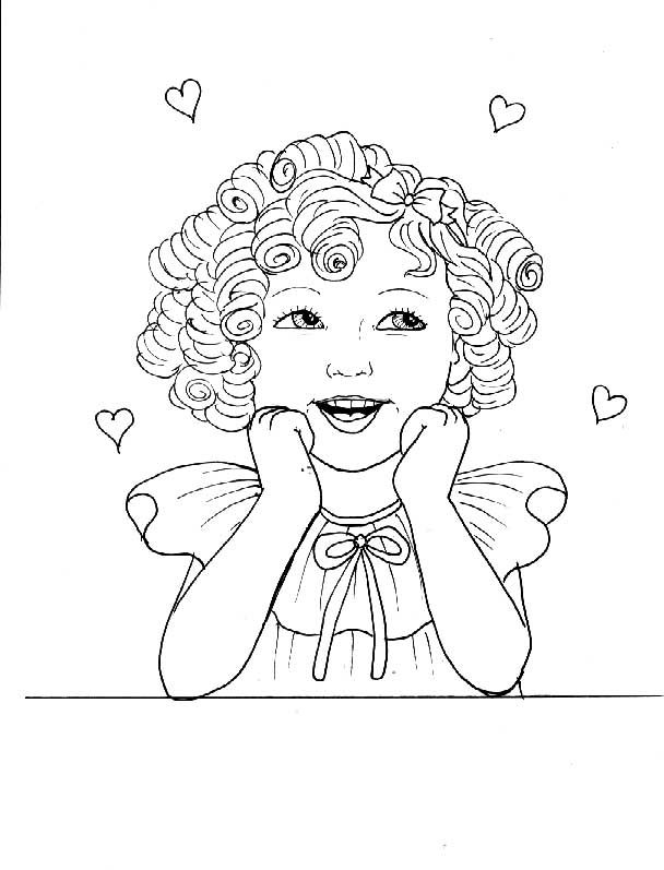 Shirley Temple Kid Zone. | Children paintings, drawings and sketches ...