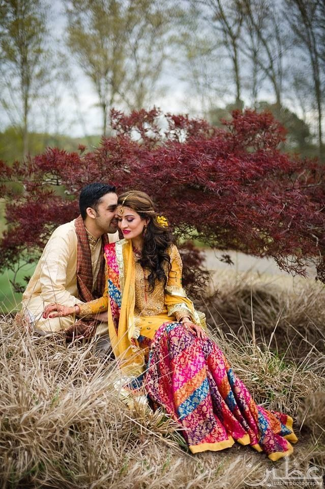 lovely indian wedding shoot