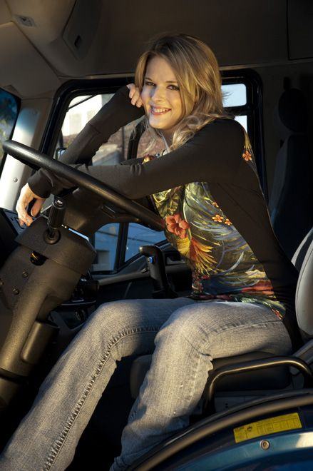 lisa kelly ice road truckers husband - Google Search