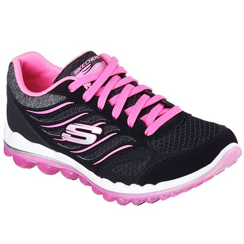 Ladies Skechers Skech Air 2.0 Athletic Sneakers