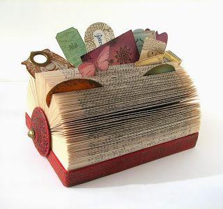 Con Tus Manos: Libro archivador