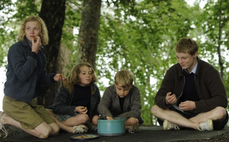 Swallows and Amazons:  Brilliant remake of original film based on Arthur Ransome's book, filmed on and around Coniston Lake, amazing scenery.