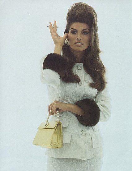 Model: Shana Zadrick  Magazine: Italian Vogue  Issue: October 1991  Photographer: Steven Meisel