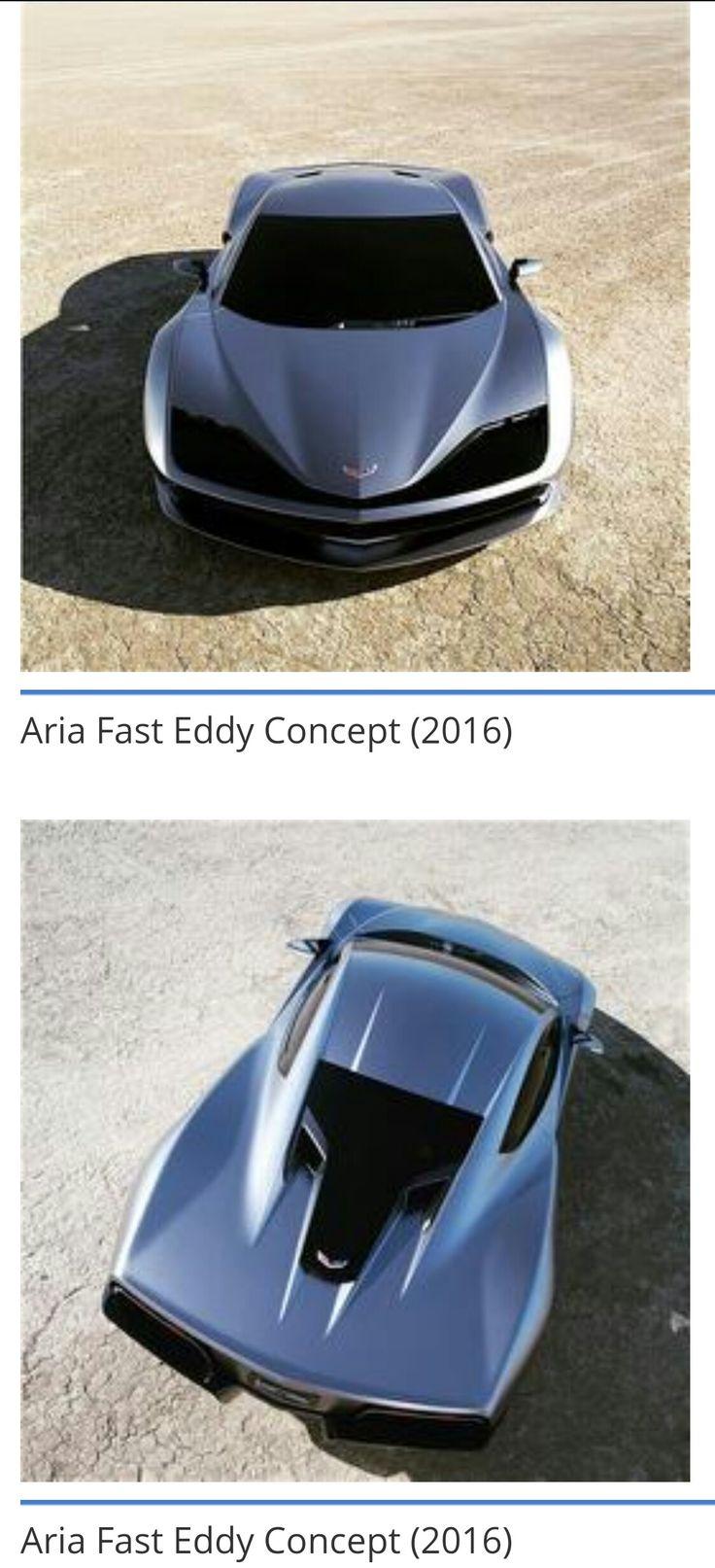 2016 Aria Fast Eddy Concept