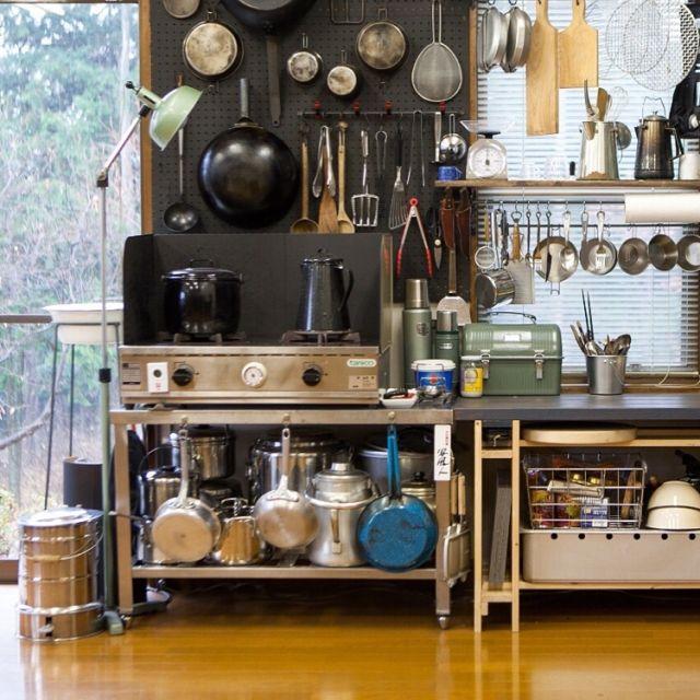 syahoojinさんの、キッチン,食器,アウトドア,男前,のお部屋写真