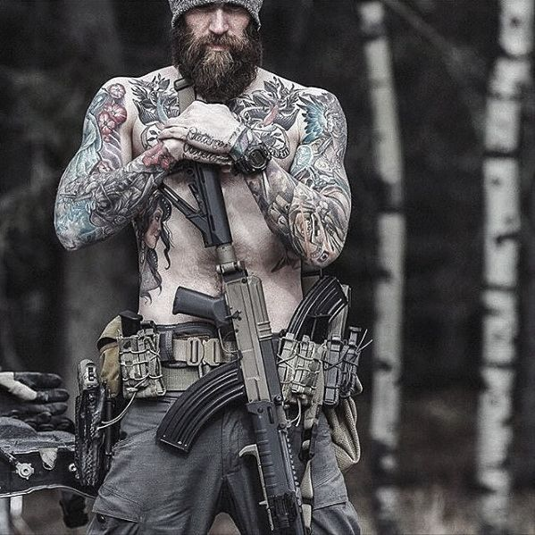 31+ Manly beards ideas