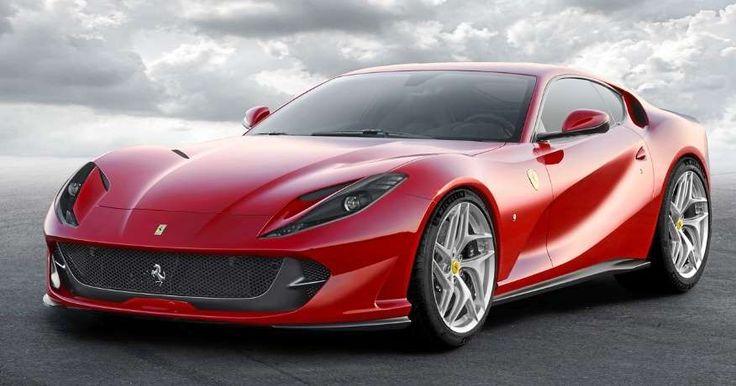 Ferrari 812 Superfast. Precio: 345.000 euros - expansion.com