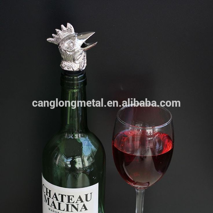 Check out this product on Alibaba.com App:Zinc alloy FDA hot sale rooster wine pourers https://m.alibaba.com/neuYv2