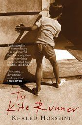 Novel: The Kite Runner - Khaled Hosseini's deeply moving fiction debut is an illiterate Afghan boy with an uncanny instinct for predicting exactly where a downed kite will land. In 1975, on the day of Kabul's annual kite-fighting tournament, something unspeakable happened between the two boys