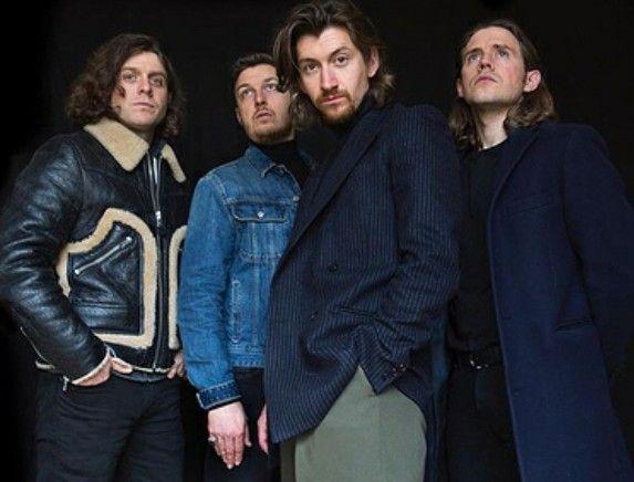 Arctic Monkeys Alex Turner Amor Da Minha Vida
