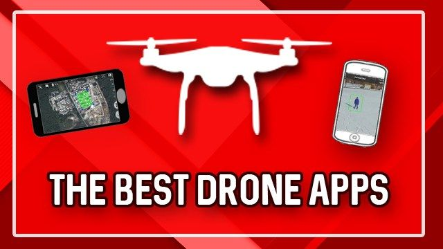 There are many applications that extend the uses for your drone. The DJI Go app is okay, but it leaves much to be desired. These apps help your drone reach its full potential (also be sure to check…