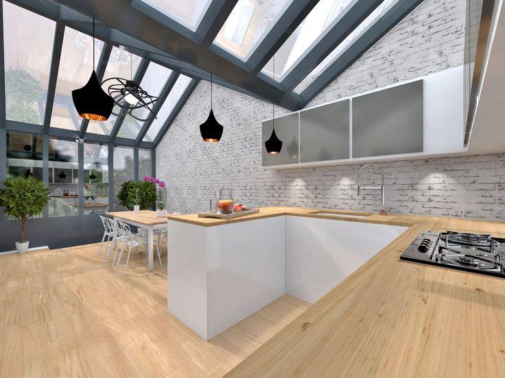 19 best Fenêtre  Ouverture images on Pinterest Attic conversion - faire une extension de maison
