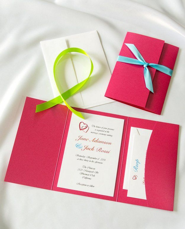 Best 25 Diy Wedding Invitation Kits Ideas On Pinterest Diy
