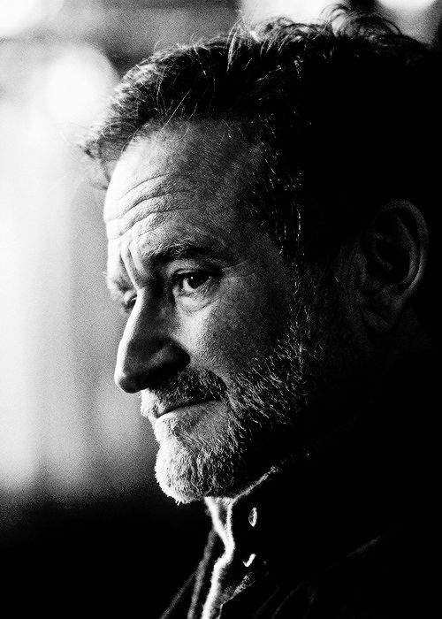 """""""You're only given one little spark of madness. You mustn't lose it.""""  -Robin Williams [July 29th 1951 - August 11th 2014]."""