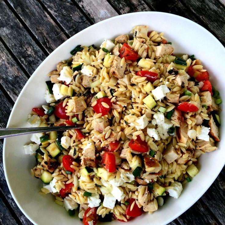 foodie salads pasta salads pasta dishes kura chicken chicken pasta ...