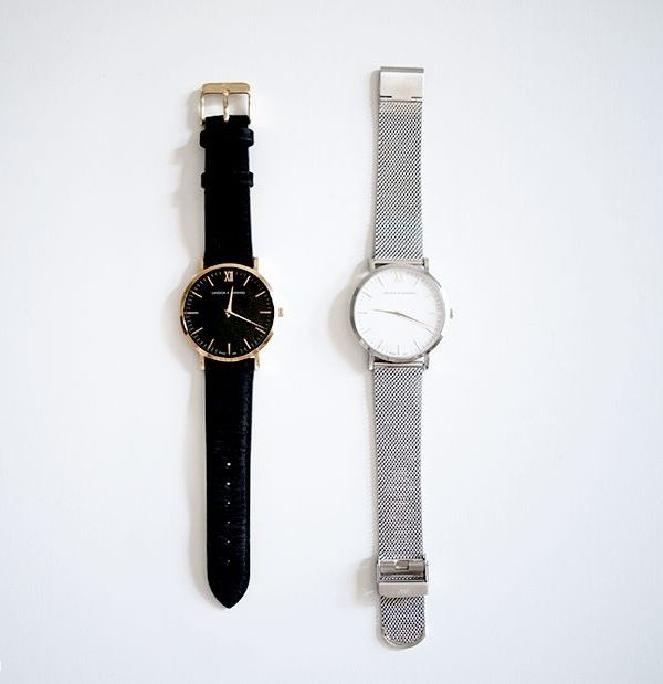 MINIMAL + CLASSIC: Larsson Jennings watches | Andyheart
