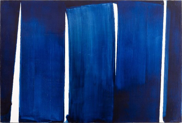Pierre Soulages, 'Peinture 30 avril 1972'