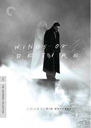 """Wim Wenders' """"Wings of Desire"""" - A fascinating film."""